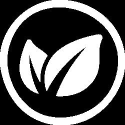 Afbeeldingsresultaat voor vegetarian symbol white